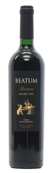 Dolium Beatum Malbec Petit 2014