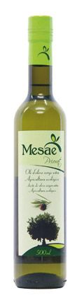 MESAE Bio-Natives Gourmet-Olivenöl - jetzt reservieren mit 10% Rabatt